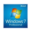Windows7 professionalのイメージ